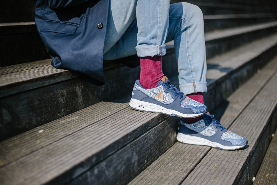 look bnf jimmy patrouille cuc jeans levis shoes le coq sportif x liberty balibaris