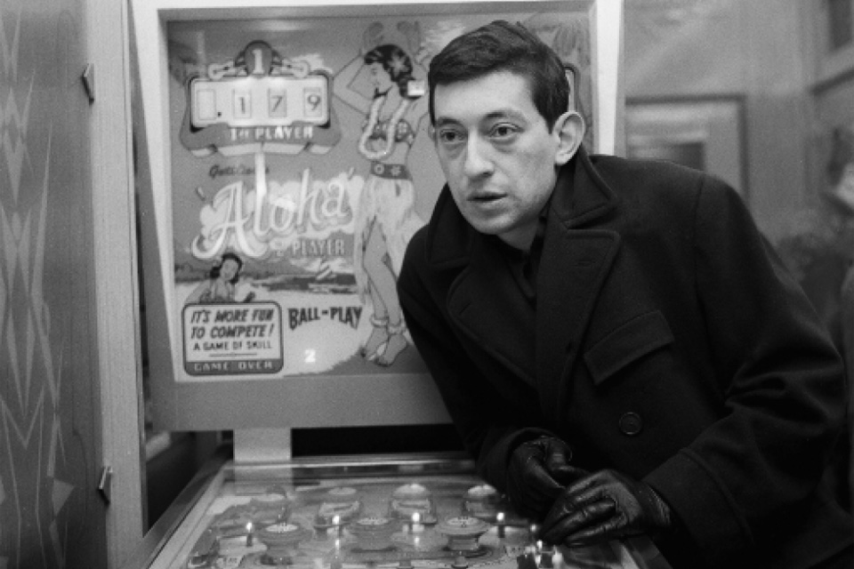 serge gainsbourg icone de mode flipper caban copie