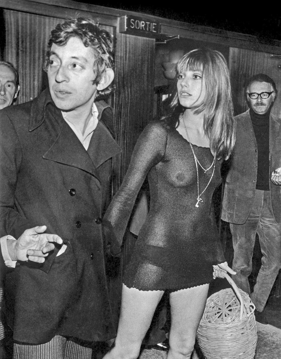 serge gainsbourg icone de mode jane birkin film slogan
