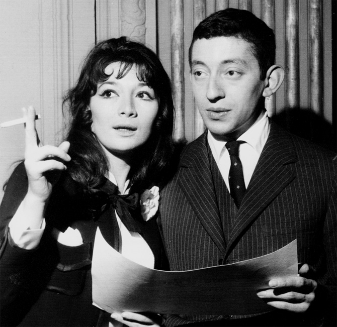 serge gainsbourg icone de mode juliette gréco copie