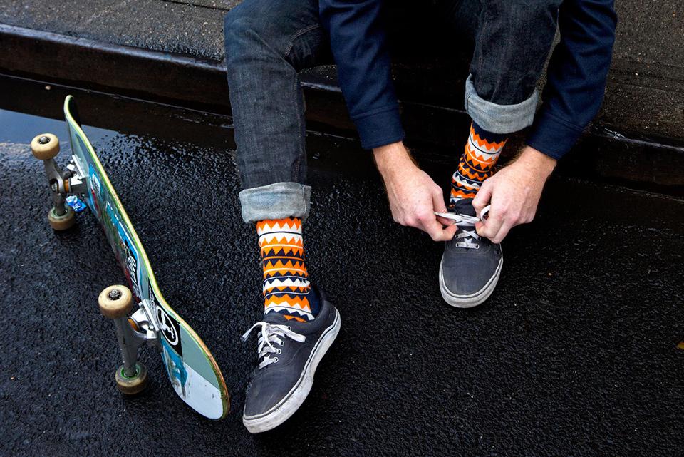 solution transpiration pieds happy socks