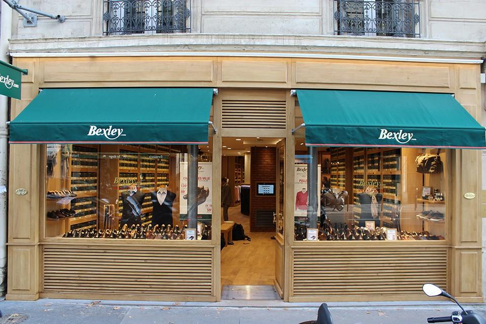 Bexley Paris : horaires, adresse, téléphone, plan, avis