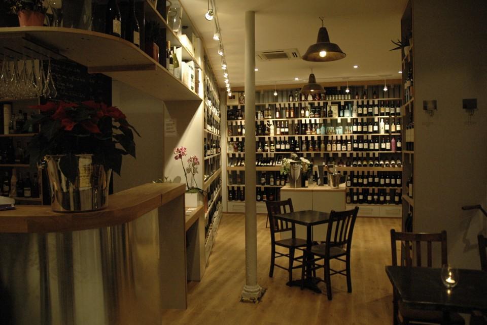 bar à vin paris l'ébéniste du vin