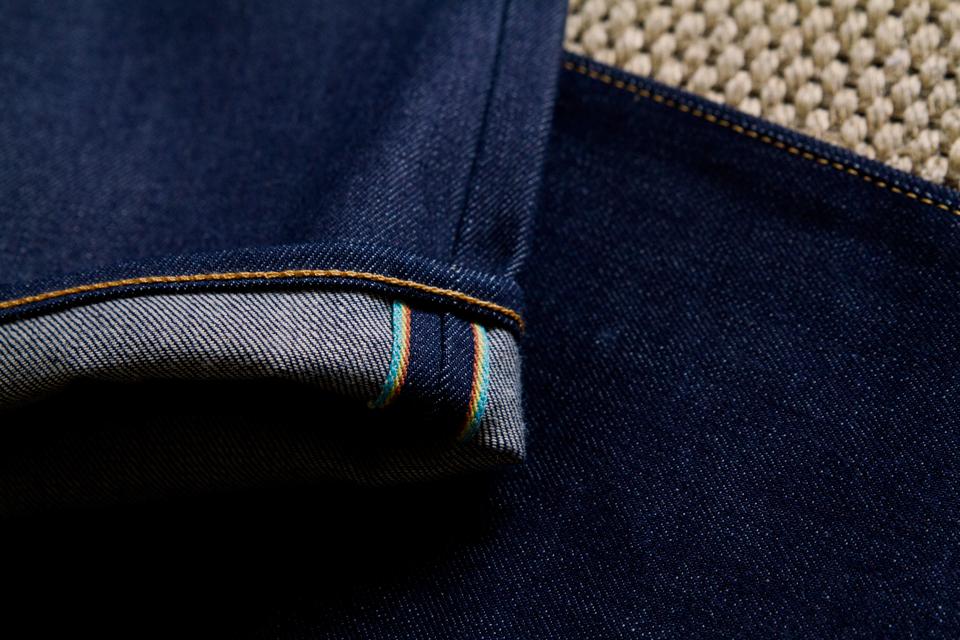 Jeans Edwin ED-80 Rainbow Selvedge