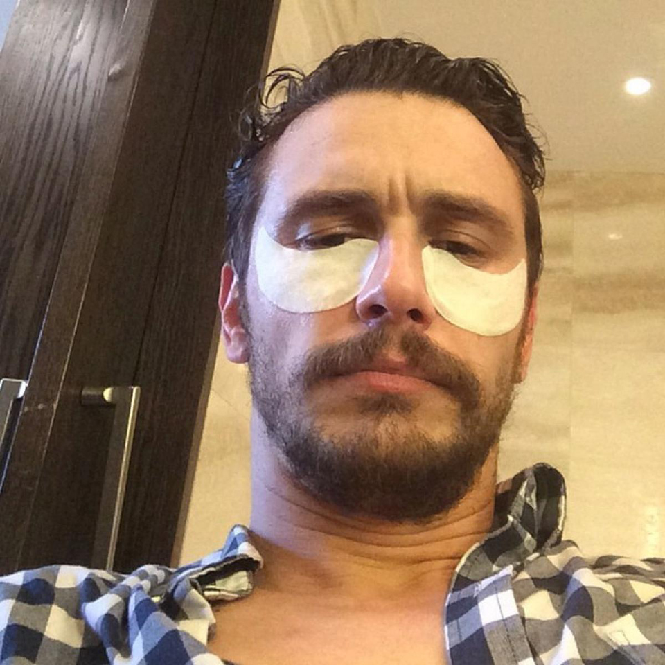 james franco icone de mode instagram