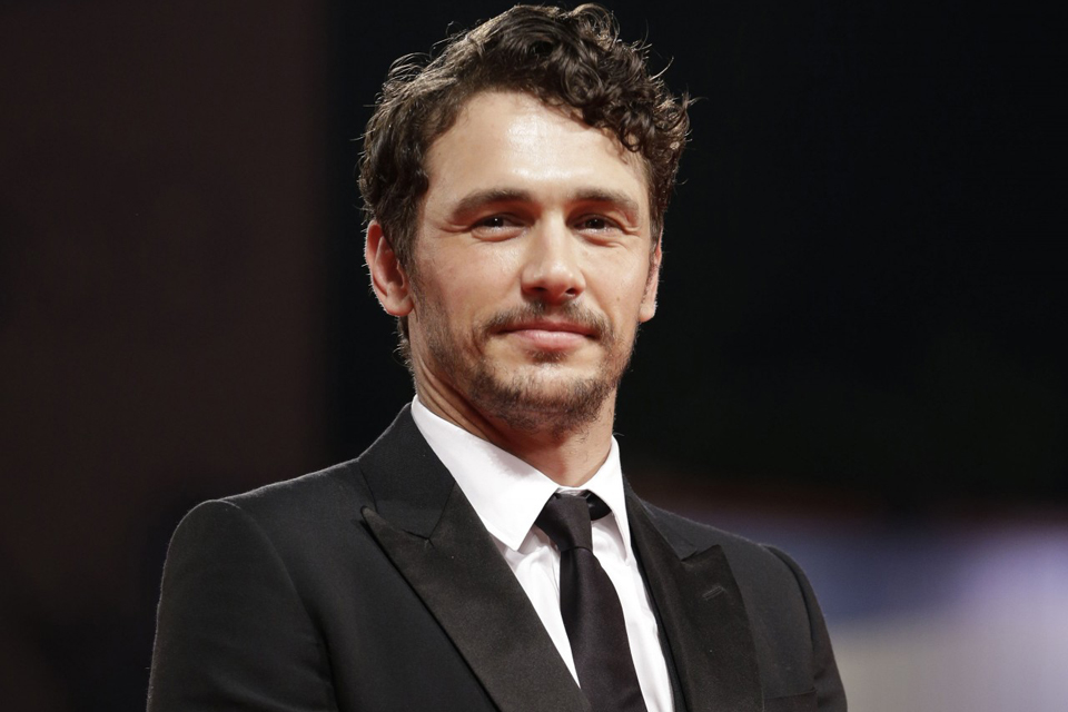james franco icone de mode smoking suit
