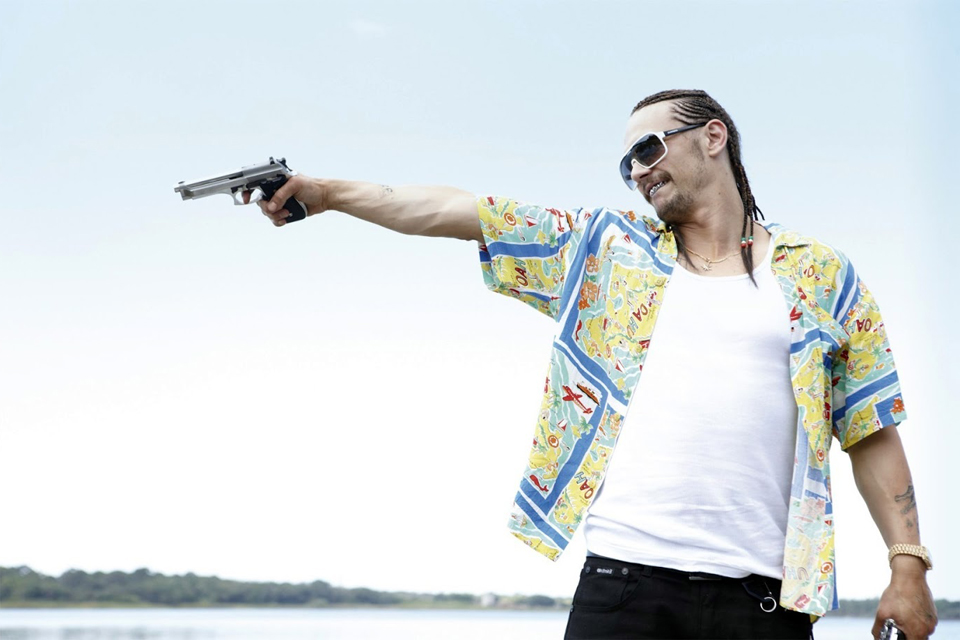 james franco icone de mode spring breakers