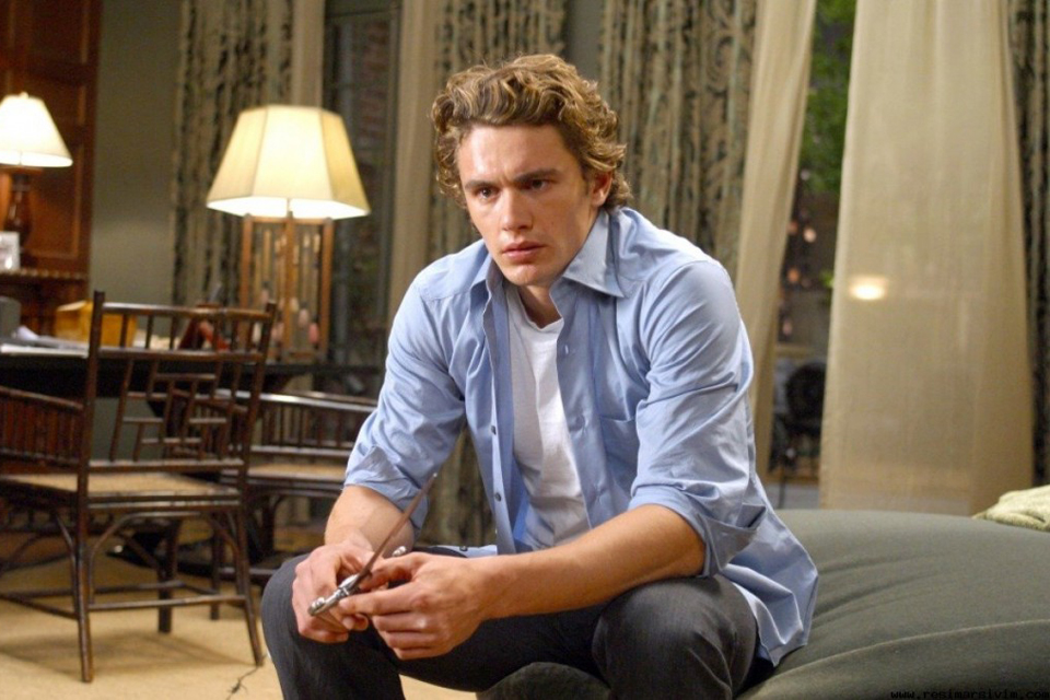 james franco icone de mode style casual shirt spiderman harry osborn