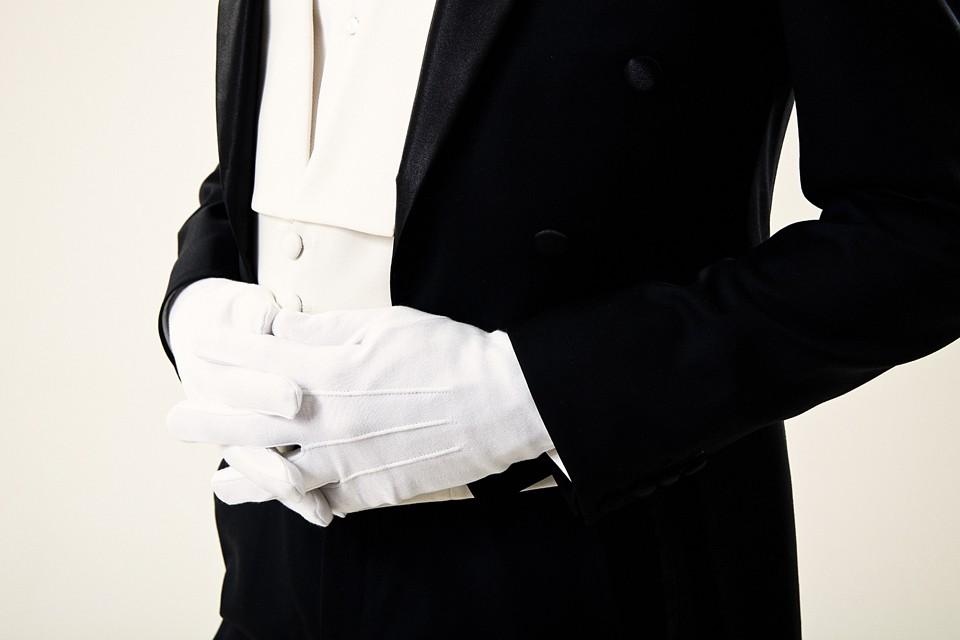 mariage préparer son costume de marié glove wedding gants accesories accesoire