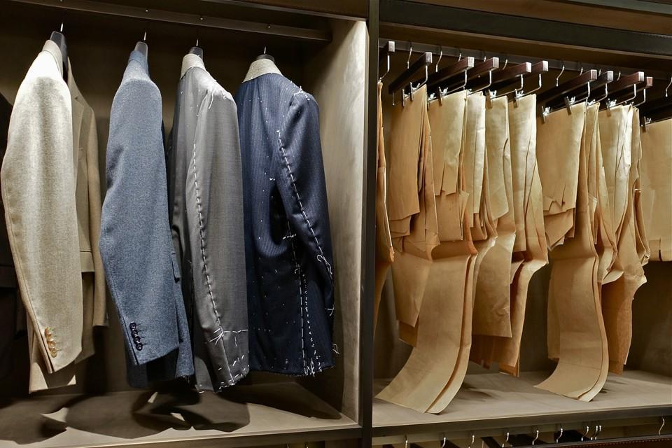 mariage préparer son costume de marié patron sur mesure tailleur tailoring bespoke