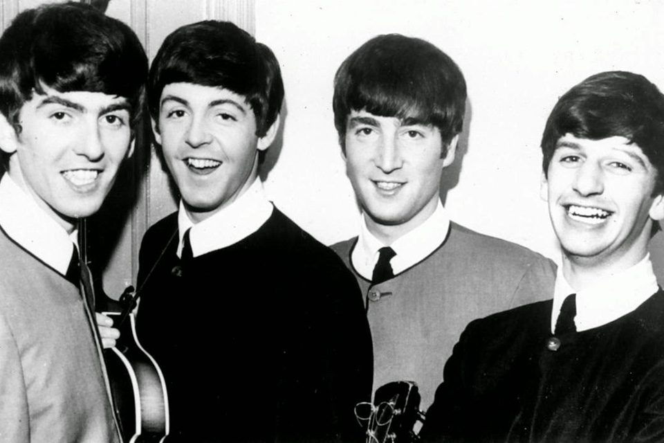 Coiffure Beatles