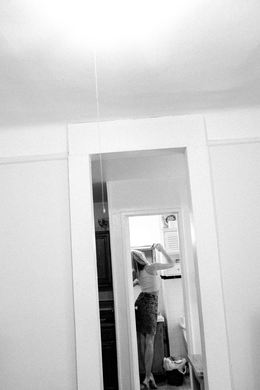 Miko Lim noir et blanc