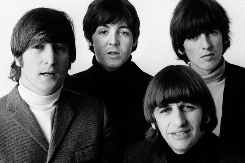 Look Beatles