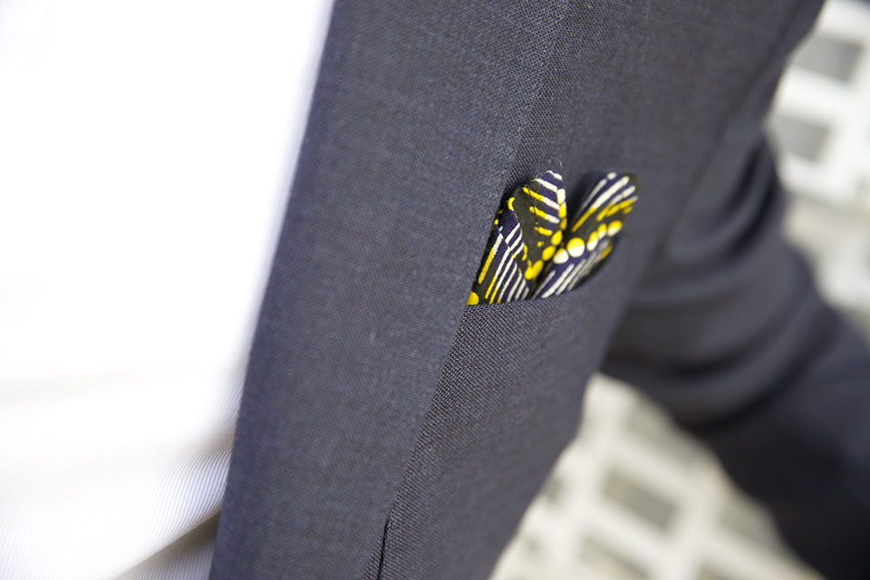 Artling chest pocket blazer