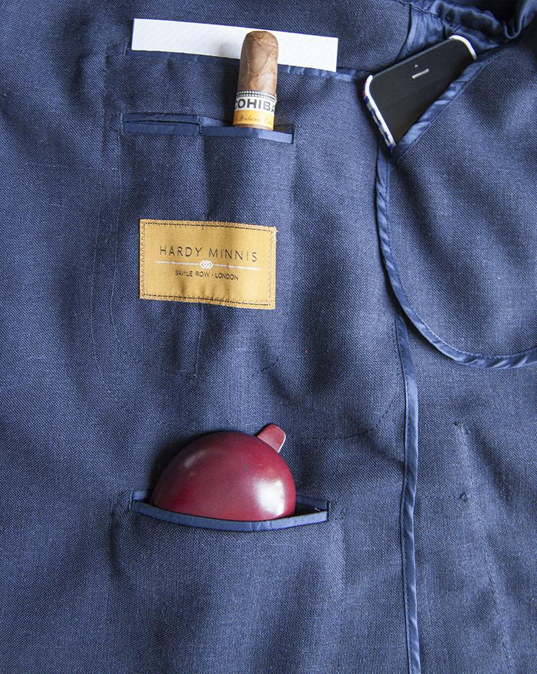 Blazer Artling Internal pockets Phone
