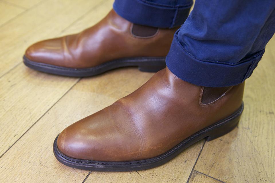 Boots Septieme Largeur