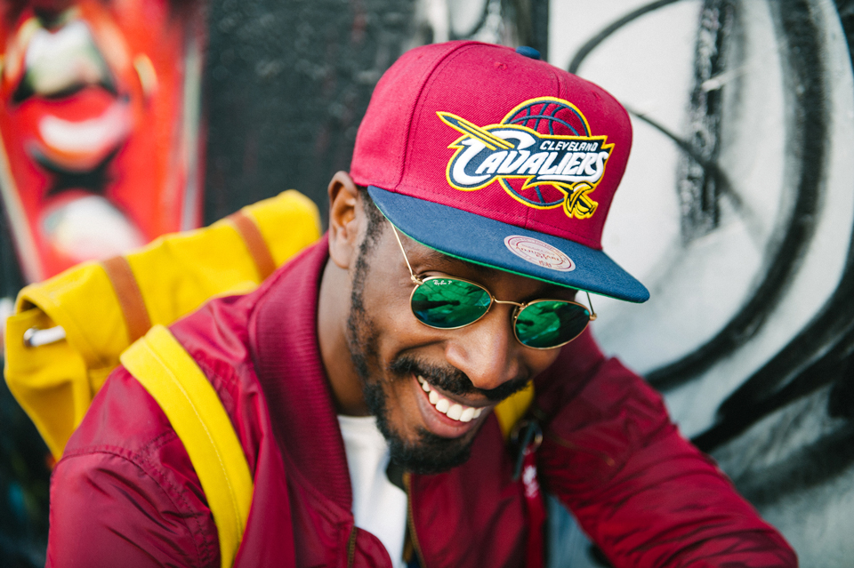 casquette mitchell-ness cavaliers cleveland