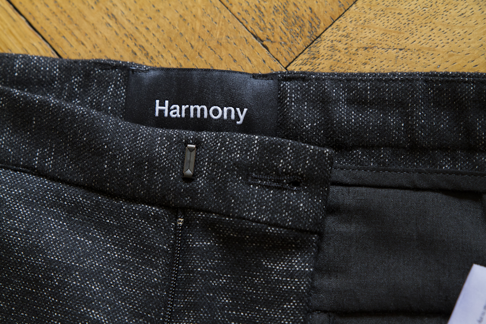 harmony paris zip fermeture peter