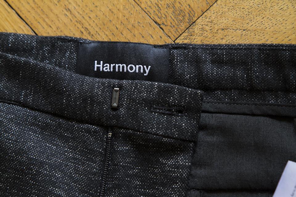 harmony paris zip fermeture peter