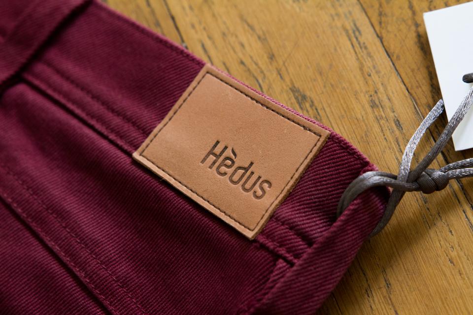 patch cuir retourné Hèdus