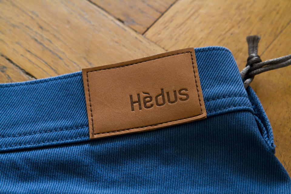 Patch en cuir retourné Hèdus