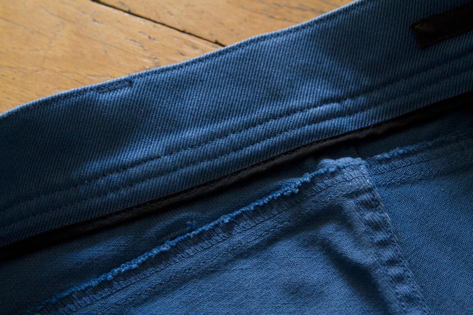intérieur renforcé Jeans Hèdus
