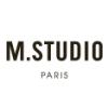 logo m studio