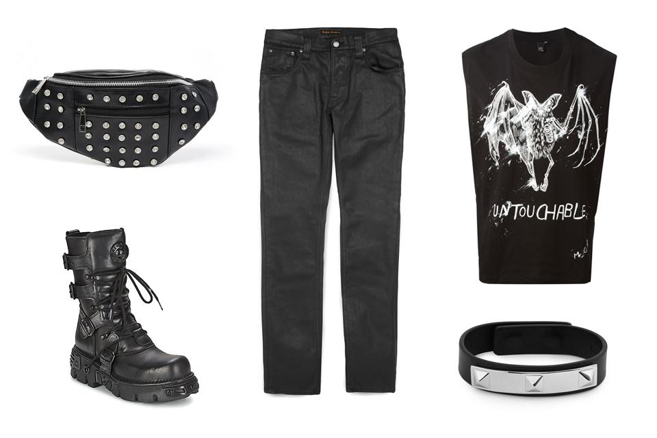 look concert metal