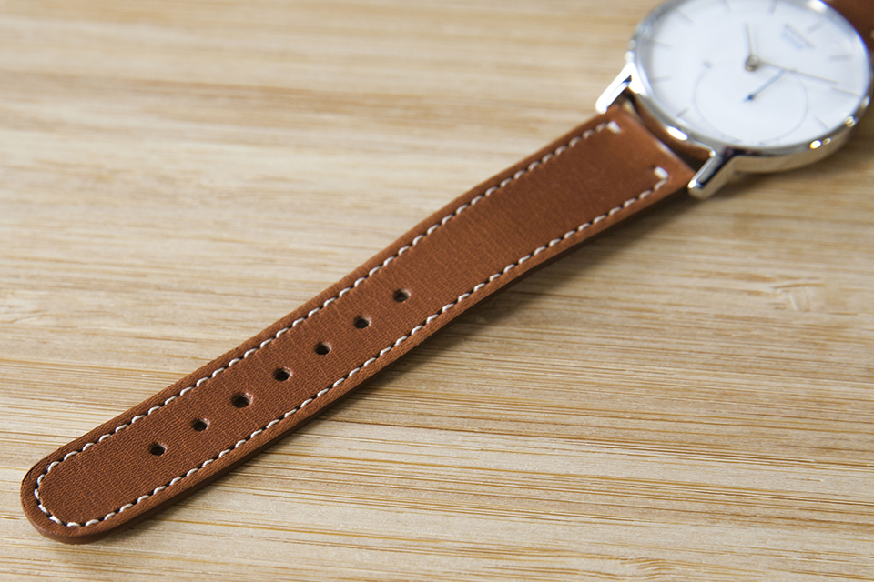 Montre Withings Activite bracelet cuir