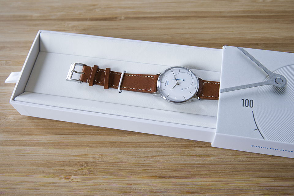 Montre Withings Activite Ouverture