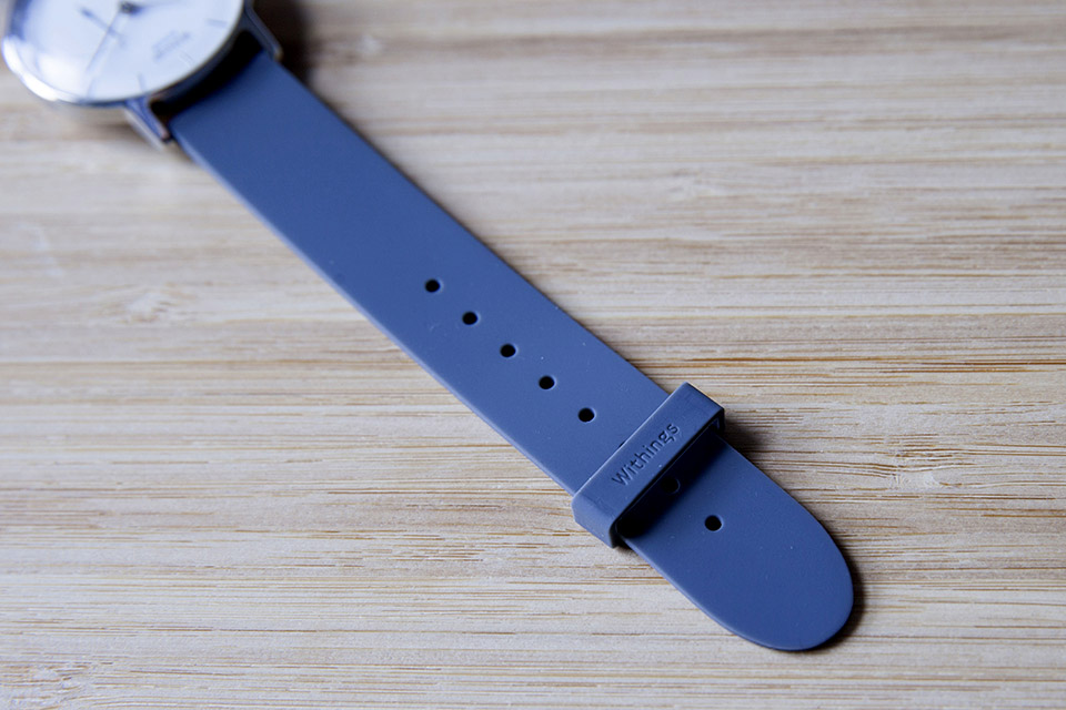 Montre Withings zoom bracelet