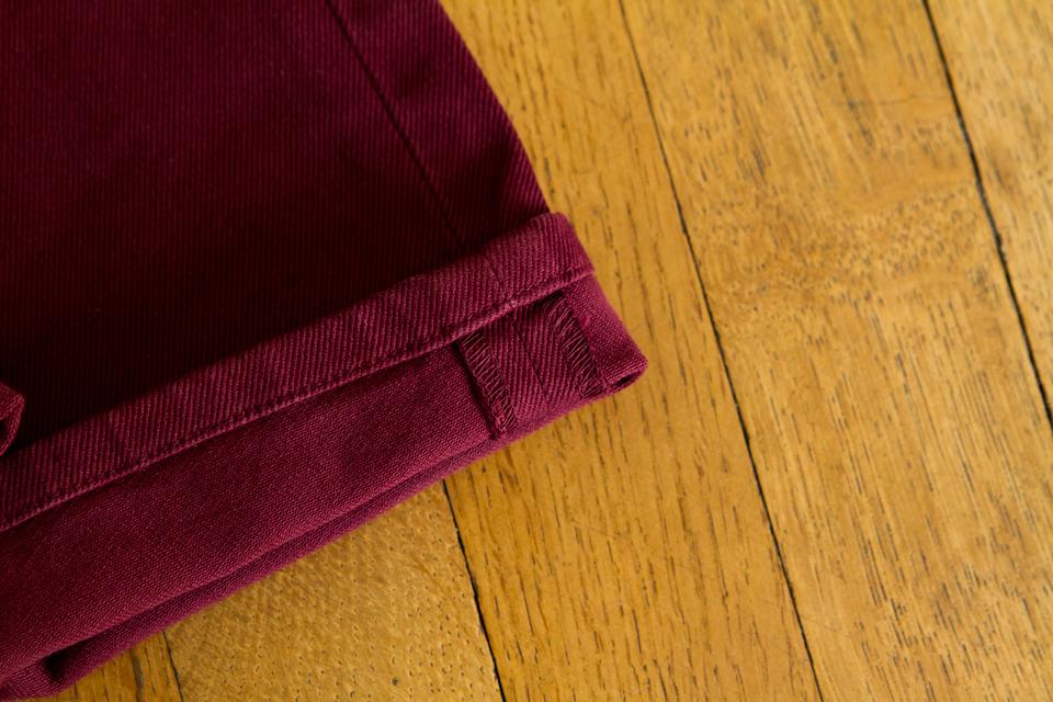 Ourlet jeans Hèdus