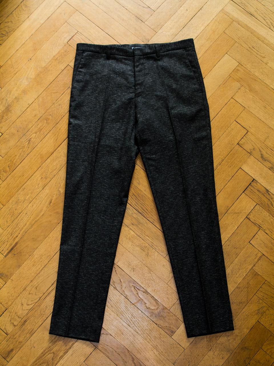 pantalon harmony paris peter heather black