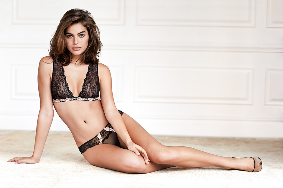 Shlomit Malka intimissimi