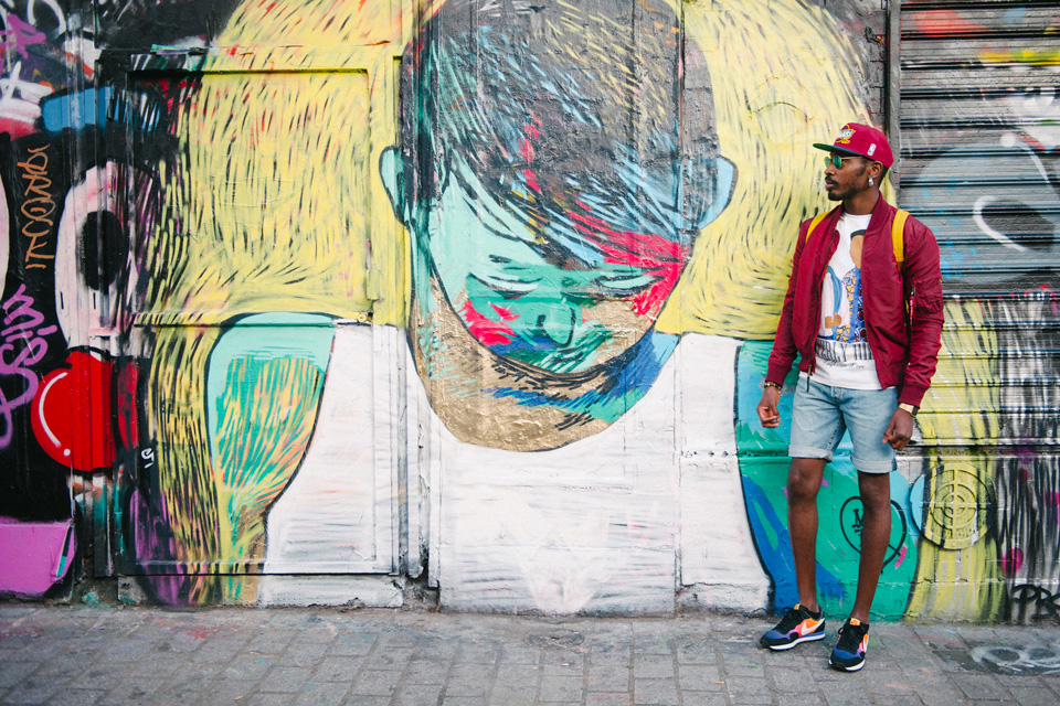 streetwear mode homme look