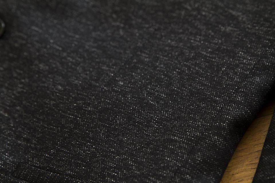 tissu chine harmony victor black