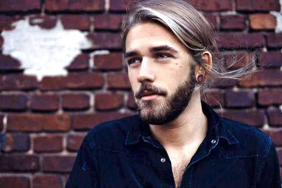 Couleur homme cheveux long