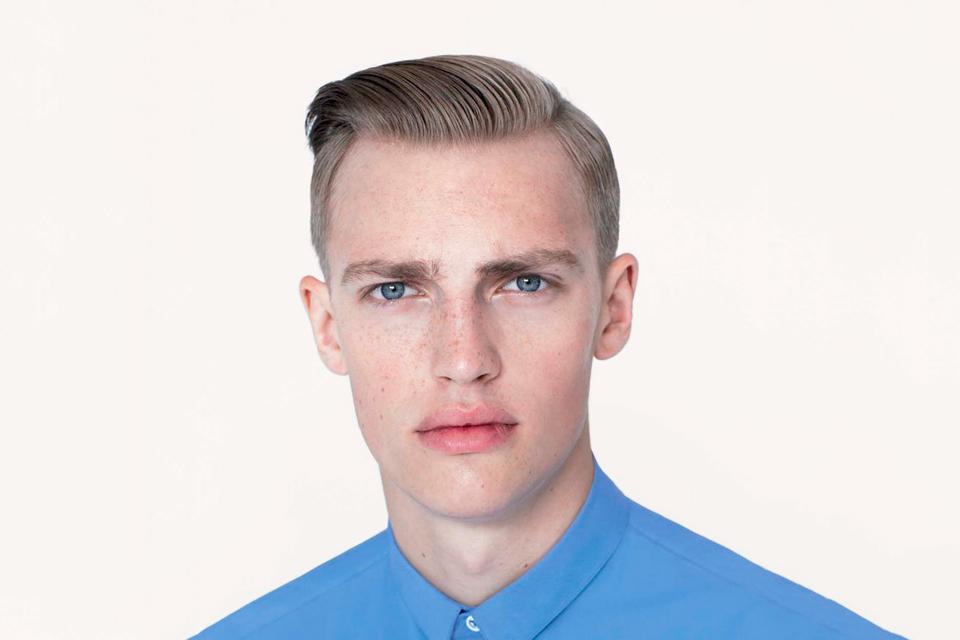 Victor Nylander - Model - detail by client - models.com