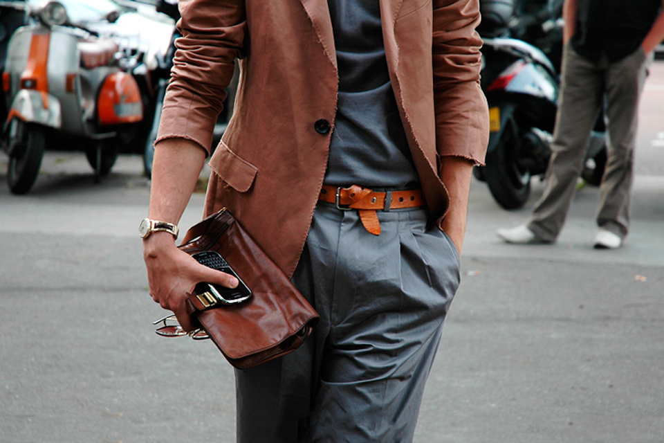 Look Homme accessoires