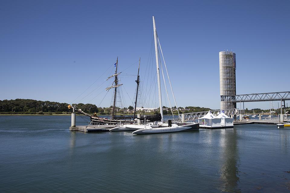Bateaux base sous-marin Lorient