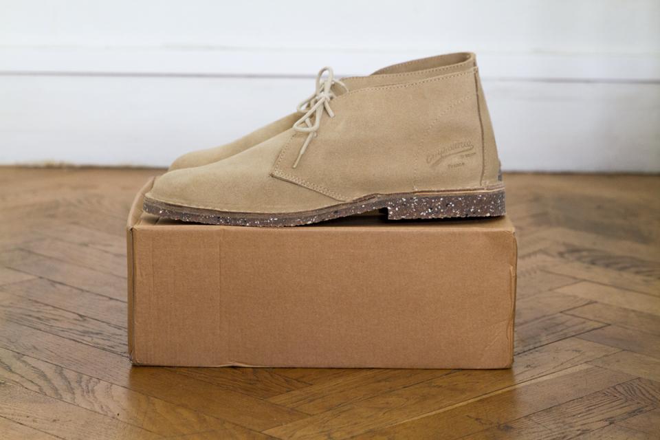 Chaussures Empreinte Sequoia