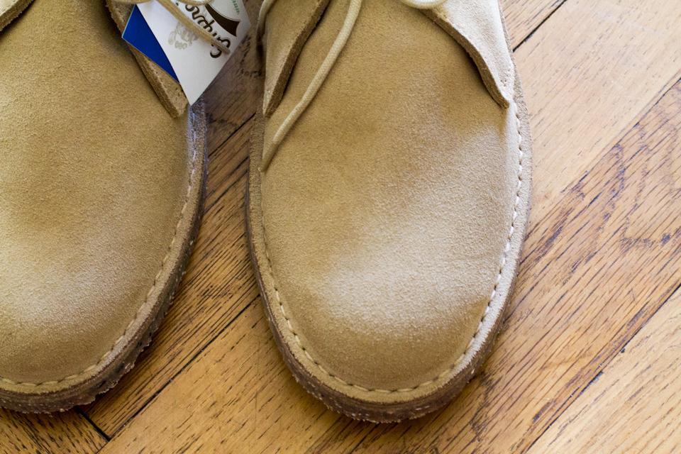veau velours desert boots