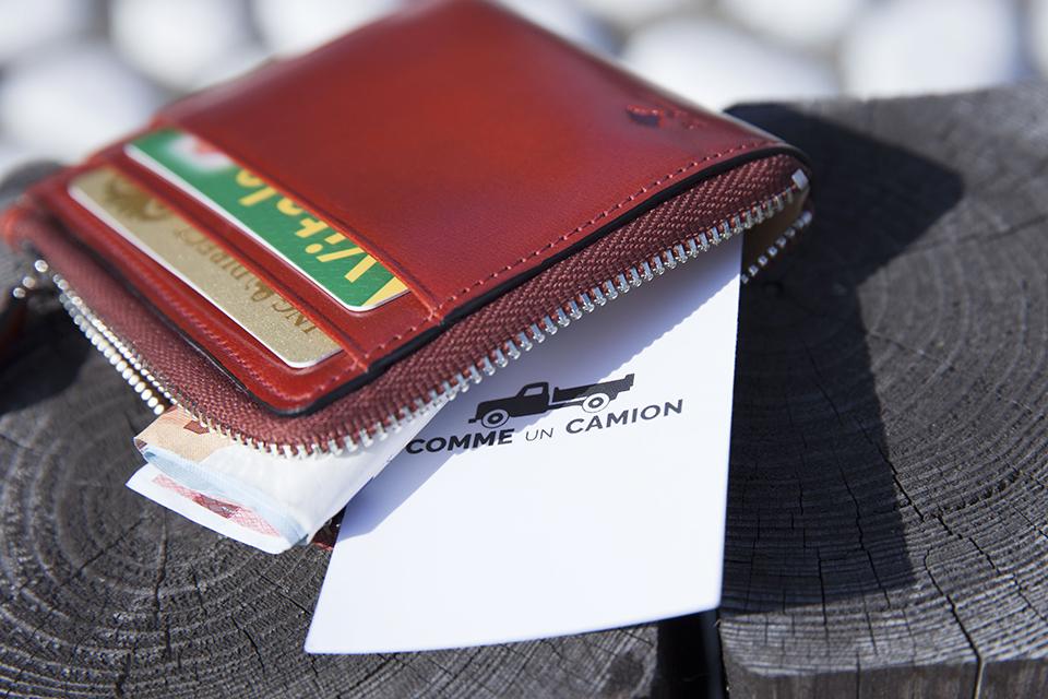 Portefeuille Il Bussetto billets