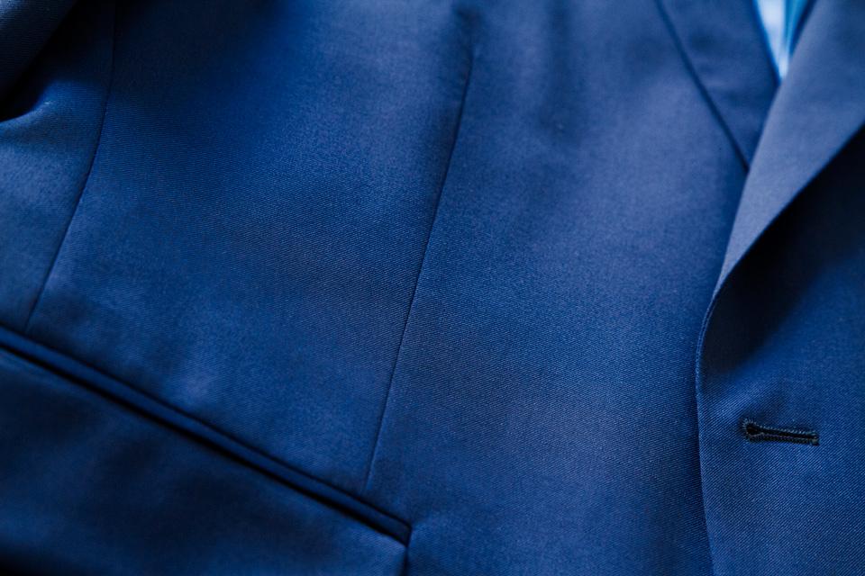Veste Cavalier Bleu
