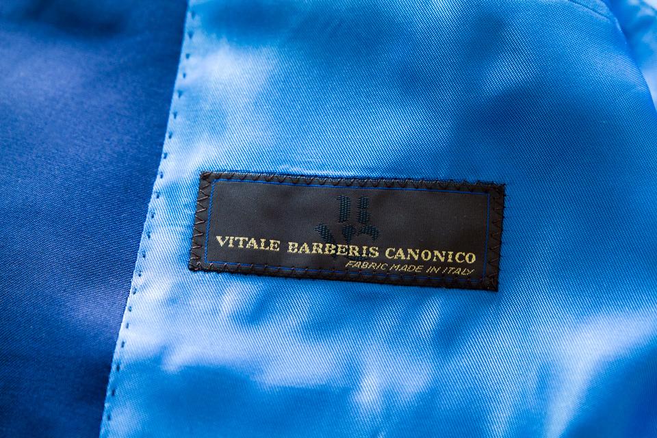 Vitale Barberis tissu italie