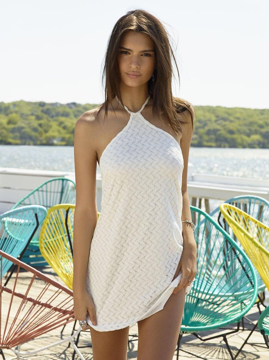 Emily Ratajkowski sexy dress