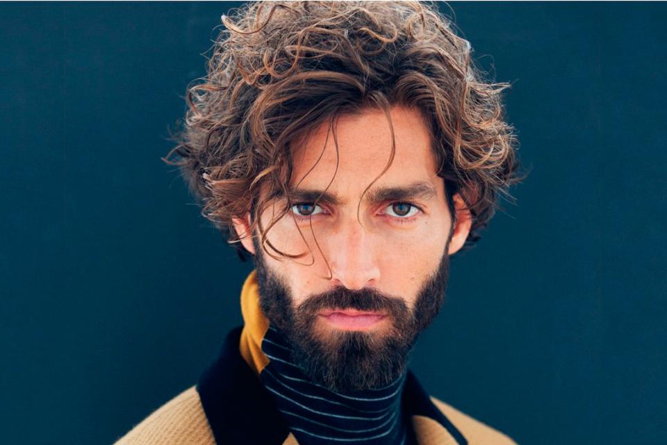 Coiffure homme par type de cheveux