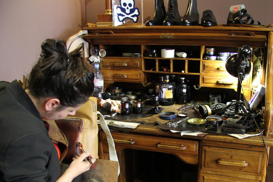 Restauration Chaussures