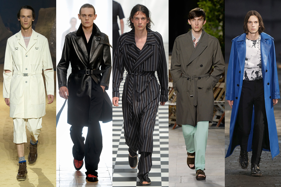 Trench Coat Menswear