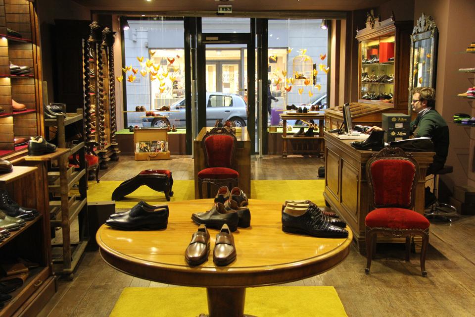 Upper Shoes Paris